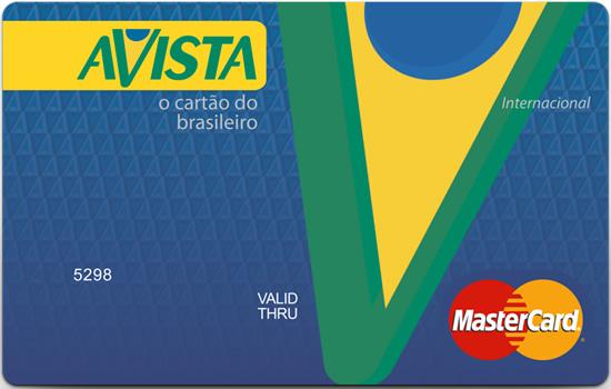 Como fazer o cartão de crédito Avista