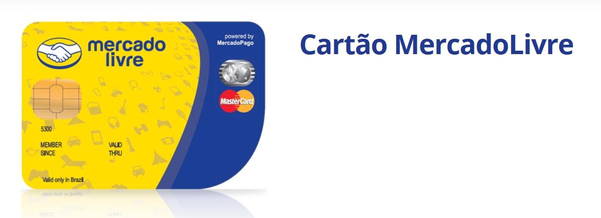 Como fazer o cartão de crédito Mercado Livre