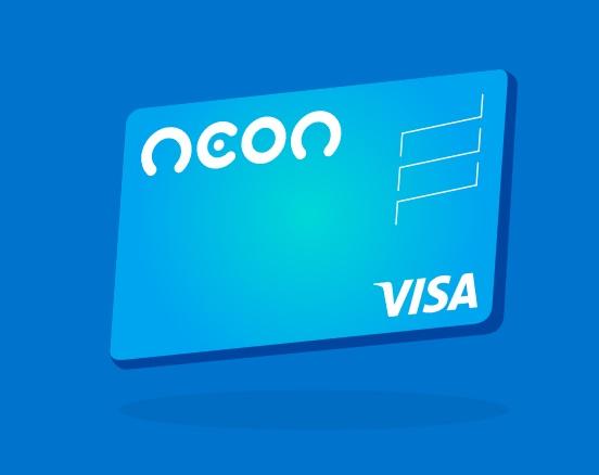 Como fazer o cartão de crédito Neon