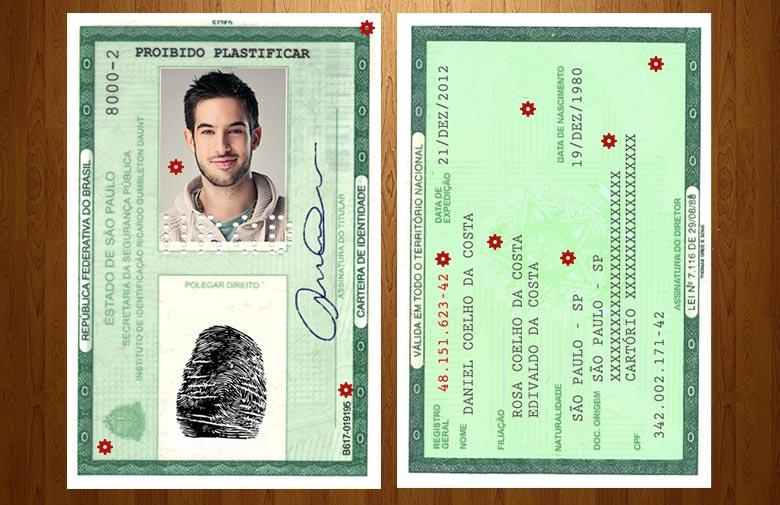 Agendamento de Carteira de Identidade – RG