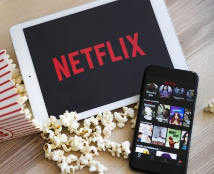 Lançamentos Netflix 2020